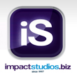 Impact Studios New Jersey Website Designer