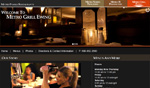 new jersey restaurant web site design